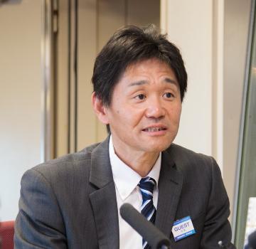 株式会社赤堀商店 代表取締役 赤堀浩司